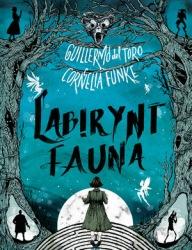 Labirynt fauna (2019) - okładka