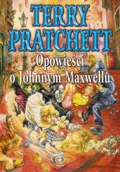 Opowieści o Johnnym Maxwellu (2019) - okładka