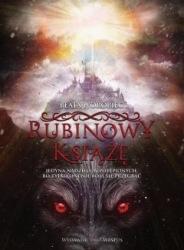 Rubinowy książę (2019) - okładka