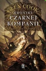Kroniki Czarnej Kompanii (2019) - okładka