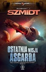 Ostatnia misja Asgarda (2019) - okładka