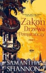 Zakon Drzewa Pomarańczy (2019) - okładka