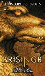 Brisingr (2019) - okładka