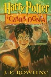 Harry Potter i czara ognia (2011) - okładka