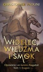 Widelec, wiedźma i smok (2019) - okładka