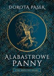 Alabastrowe panny (2019) - okładka