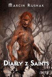 Diabły z Saints (2019) - okładka