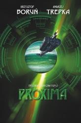 Proxima (2020) - okładka