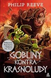 Gobliny kontra Krasnoludy (2020) - okładka