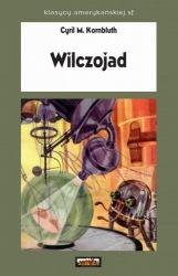 Wilczojad (2019) - okładka