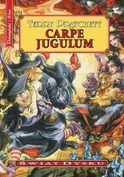 Carpe Jugulum (2009) - okładka