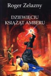 Dziewięciu książąt Amberu (1999) - okładka