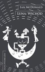 Luna: Wschód (2020) - okładka