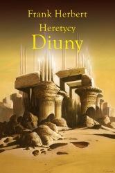 Heretycy Diuny (2020) - okładka
