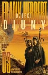 Dzieci Diuny (2020) - okładka