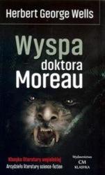 Wyspa doktora Moreau (2018) - okładka