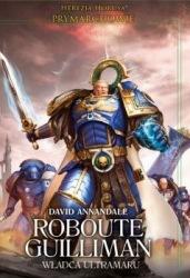 Roubote Guilliman władca Ultramaru (2020) - okładka