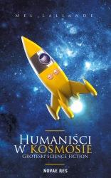Humaniści w kosmosie (2020) - okładka