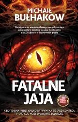 Fatalne jaja (2019) - okładka
