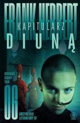Kapitularz Diuną (2020) - okładka