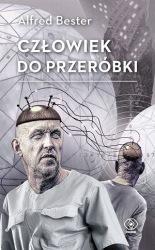Człowiek do przeróbki (2020) - okładka