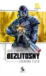 Bezlitosny (2020) - okładka