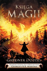 Księga magii (2020) - okładka