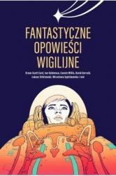 Fantastyczne opowieści wigilijne (2020) - okładka