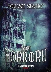 Dom horroru (2020) - okładka