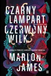 Czarny Lampart, Czerwony Wilk (2021) - okładka