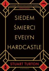 Siedem śmierci Evelyn Hardcastle (2020) - okładka