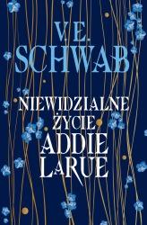 Niewidzialne życie Addie LaRue (2021) - okładka