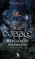 Beniamin Ashwood (2021) - okładka