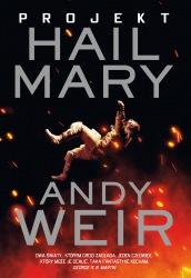 Projekt Hail Mary (2021) - okładka
