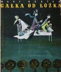 Gałka od łóżka (1966) - okładka