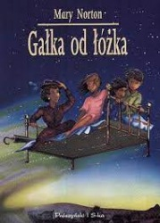 Gałka od łóżka (1998) - okładka