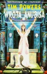 Wrota Anubisa (1997) - okładka