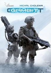 Gambit (2012) - okładka