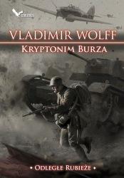 Kryptonim Burza (2012) - okładka