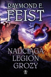 Nadciąga legion grozy (2013) - okładka