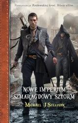 Nowe imperium. Szmaragdowy sztorm (2012) - okładka