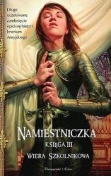 Namiestniczka księga 3 (2012) - okładka