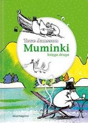 Muminki: Księga druga (2012) - okładka