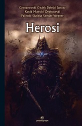 Herosi (2012) - okładka