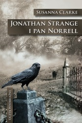 Jonathan Strange i pan Norrell  (2013) - okładka
