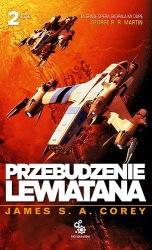 Przebudzenie Lewiatana (2013) - okładka