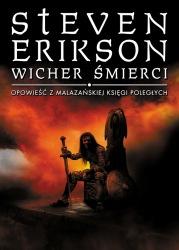 Wicher śmierci (2013) - okładka