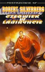 Człowiek w labiryncie (1994) - okładka