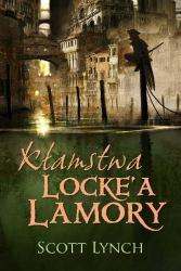 Kłamstwa Locke'a Lamory (2013) - okładka