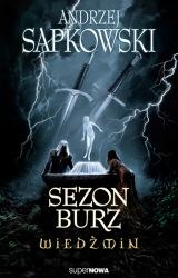 Sezon burz (2013) - okładka